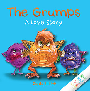 cover of The Grumps childrens book